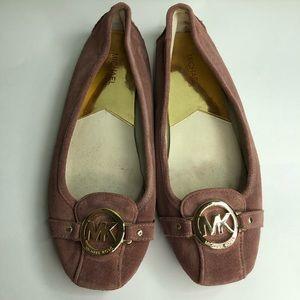 Michael kors Flats shoes women size 10M suede